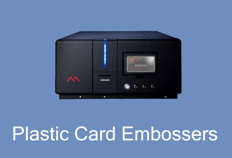 Homepage – Plastic card embossers