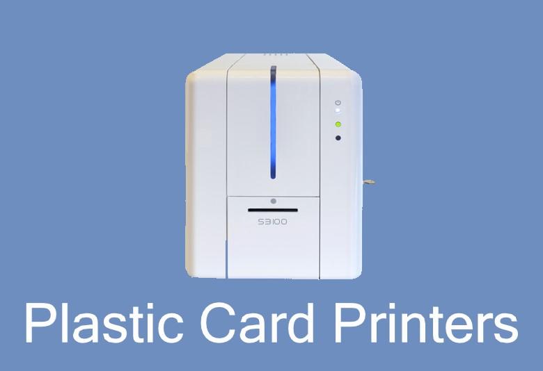 Homepage – plastic card printers